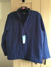 Men's  XL Outdoor Fleece Lined Zip Neck Hoodie