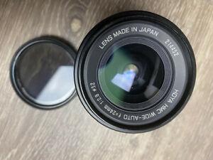 Hoya 24mm f2.8 lens for Pentax K