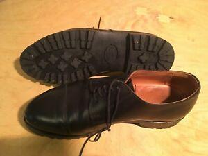 Ludwig Reiter. Oxford rahmengenähte Schuhe Profilsohle. Größe UK 8, EU 42