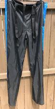 Tour Master Riding Apparel Cycling Rain Pants Size S