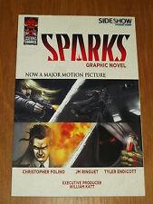 SPARKS CHRISTOPHER FOLINO JM RINGUET SIDESHOW GRAPHIC NOVEL< 9780615763712