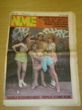 NME 1982 MAY 15 CLASH NICK LOWE MUCKY LASSES