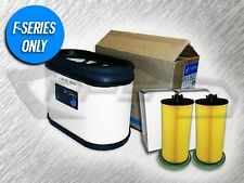 6.4L TURBO DIESEL AIR FILTER AND 2 OIL FILTERS KIT FOR FORD - REPLACES FA1886