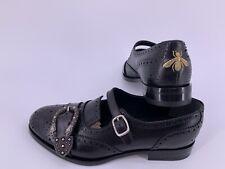 Neu Luxury Original GUCCI-449946-Men`s Shoes  Herren Schuhe Gr-UK-7/IT-41/US-7,5
