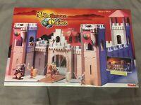 Blackmore Castle Set Ritterburg + Ritter Figuren Simba Neu Ovp Modulare Elemente
