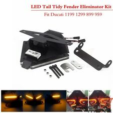 Tail Tidy / Fender Eliminator Kit For Ducati 1199 1299 Panigale 959 899 Panigale