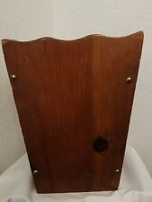 Handmade Wood Vintage Umbrella Stand/Holder -Trash Can - Rustic Cabin/Farm House