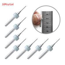 10pcs/lot 0.8mm Carbide Micro Drill Bits CNC PCB Drill Bit Set aa