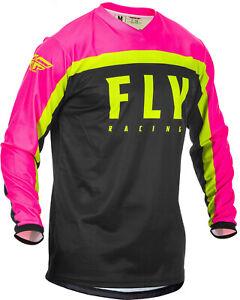 Fly Racing F-16 Motocross Jersey Adult & Youth Sizes MX/ATV/BMX Riding Shirt '20