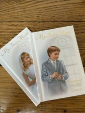 My First 1st First Holy Communion Missal Prayer book. 64 pages Hardback