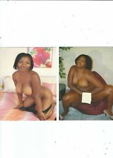 2 POSTCARDS  PIN UP GLAMOUR LOT EIGHT