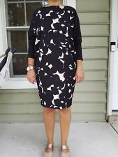 BNWT Asos dress batwing sleeves floral size 4, S