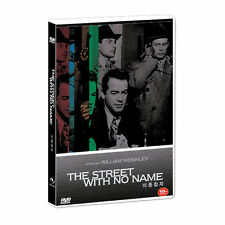 The Street with No Name (1948) Mark Stevens, Richard Widmark DVD *NEW