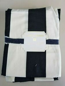 Pottery Barn Teen The Emily & Meritt Circus Stripe Bedskirt Extra Long Twin #408