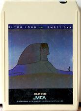 ELTON JOHN Empty Sky  8 TRACK CARTRIDGE