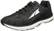Altra Men's Escalante Lace-Up Athletic Running Shoes Black/Grey Size 7.0M