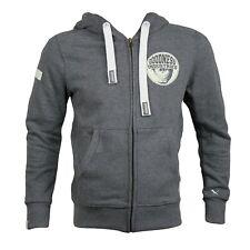 Goodness Industries Herren Sweatjacke GN0009 grau Zipper Jacke