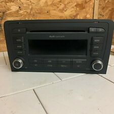 AUDI CONCERT CD PLAYER HEAD UNIT