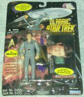 vintage Classic Star Trek Dr McCoy action figure RARE NEW