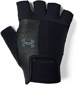 Under Armour Men's Weightlifting Gloves Fitness Training Gloves Gym 1328620