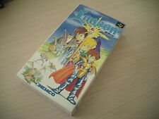 >> LAGOON KEMCO ACTION RPG SFC SUPER FAMICOM IMPORT BRAND NEW OLD STOCK! <<