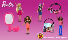 MCDONALD'S 2017 BARBIE - COMPLETE SET - ON HAND - FREE SHIPPING