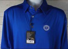 Foot Joy Prodry Lisle Medinah Country Club Golf Polo Shirt Mens XL FJ