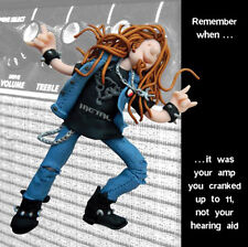 REMEMBER WHEN..It was your amp ....Funny Comedy Birthday /Greetings /Blank Card