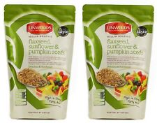 Linwoods Organic Milled Flax Sunflower Mix - 425g (Pack of 2)