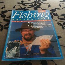 FISHING AUSTRALIA. 1996, ISSUE 36. SALTWATER FLYFISHING