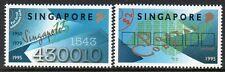 SINGAPORE MNH 1995 SG815-16  Introduction of Six Digit Postal Codes