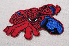 ÉCUSSON PATCH BRODÉ THERMOCOLLANT - N°6 ** 7 x 4 cm ** SPIDERMAN