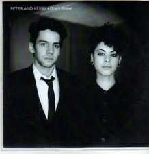 (DA800) Peter And Kerry, I Don't Know - DJ CD