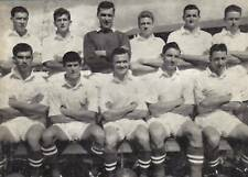 CLYDE FOOTBALL TEAM PHOTO>1960-61 SEASON
