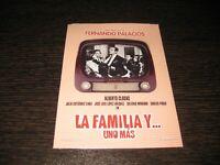 La Famille Y One Plus DVD Alberto Closas Julia Gutierrez Caba Scellé Neuf