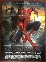 Plakat Spider-Man 3 Sam Raimi Tobey Maguire Kirsten Dunst Marvel 120x160cm