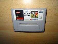 Jeux vidéo FIFA pour Nintendo SNES PAL