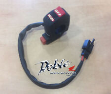 Honda HRC Fireblade CBR1000 RR CBR600 CBR Kill Switch Starter Button ON / OFF