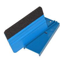 Blue Hard Card Squeegee Sharpener,Applicator Scraper Edge Trimmer,DEBURRING Tool