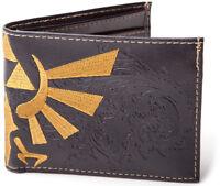 The Legend of Zelda Bird Logo Wallet | Official Nintendo Merchandise New