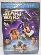 Star Wars V Empire Strikes Back DVD 2-Disc Ltd Ed FullScreen NEW Theatrical RARE