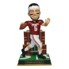 Baker Mayfield Oklahoma Sooners Cleveland Browns Name and Number Bobblehead