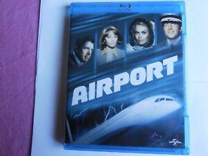 Blu-ray Airport Burt Lancaster Dean Martin George Kennedy