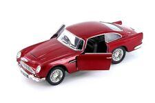 5406D 1/38 Scale Kinsmart 1963 Aston Martin Db5 Diecast Car pull back 5 inch New