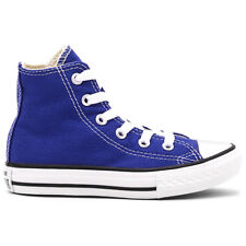 e42c46528a2e Converse Youth Unisex Chuck Taylor All Star HI NEW AUTHENTIC Radio Blue  342366F