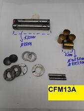 Serie scatolata per fuso a snodo con boccole in bronzo Fiat 1100 E 1952 Camozzi