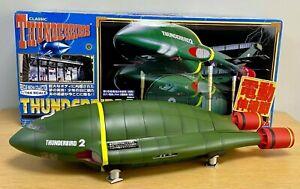 TAKARA Classic Thunderbird 2 1:144 Scale Fully Operational Collectors Item Model