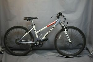 "2002 Specialized Hot Rock MTB Bike 16"" Medium Hardtail SRAM StepThru USA Charity"