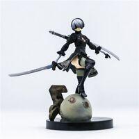 NieR: Automata Anime Manga Figuren Figure Figur PVC H:15cm Super Sexy Neu