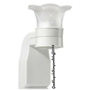 Bath and Body Works WALLFLOWERS White Flower Top Home Diffuser Plug In